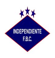 Логотип футбольный клуб Индепендьенте (Луке)