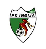 Логотип футбольный клуб Инджия