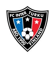 Логотип футбольный клуб Интер (Турку)