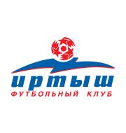 Логотип футбольный клуб Иртыш (Омск)