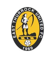 Логотип футбольный клуб Ист Таррок Юнайтед (Коррингем)