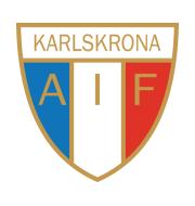 Логотип футбольный клуб Карлскрона