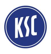 Логотип футбольный клуб Карлсруэ