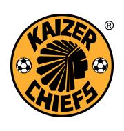 Логотип футбольный клуб Кайзер Чифс (Йоханнесбург)