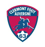 Логотип футбольный клуб Клермон (Клермон-Ферранд)