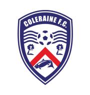Логотип футбольный клуб Коулрэйн