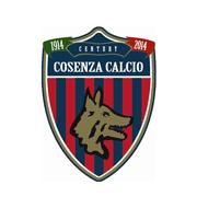 Логотип футбольный клуб Козенца
