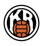 Логотип футбольный клуб КР (Рейкьявик)