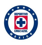 Логотип футбольный клуб Крус Асуль (Мехико)