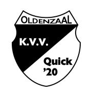 Логотип футбольный клуб Куик '20