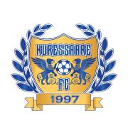 Логотип футбольный клуб Курессааре