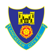 Логотип футбольный клуб Ланкастер Сити