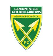 Логотип футбольный клуб Лемонтвиль Голден Арроус (Дурбан)