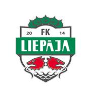 Логотип футбольный клуб Лиепая