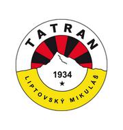 Логотип футбольный клуб Липтовски Микулаш