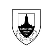 Логотип футбольный клуб Лонгфорд Таун