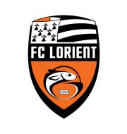 Логотип футбольный клуб Лорьян