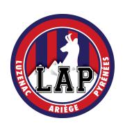 Логотип футбольный клуб Луженак