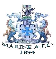 Логотип футбольный клуб Марин (Кросби)