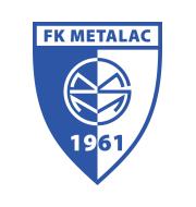 Логотип футбольный клуб Металац ГМ (Горни-Милановац)