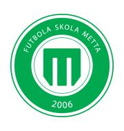 Логотип футбольный клуб Метта/ЛУ (Рига)