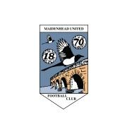 Логотип футбольный клуб Мэйденхед