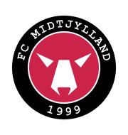Логотип футбольный клуб Мидтьюлланд (Хернинг)