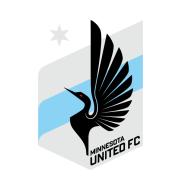 Логотип футбольный клуб Миннесота Юнайтед