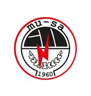 Логотип футбольный клуб МуСа (Пори)