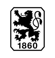 Логотип футбольный клуб Мюнхен 1860