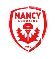 Логотип футбольный клуб Нанси