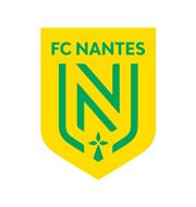 Логотип футбольный клуб Нант