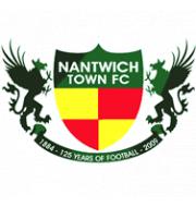 Логотип футбольный клуб Нантуич Таун