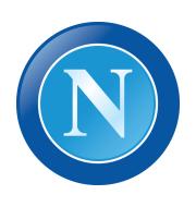 Логотип футбольный клуб Наполи (до 19) (Неаполь)