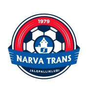 Логотип футбольный клуб Нарва-Транс