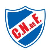 Логотип футбольный клуб Насьональ (Монтевидео)