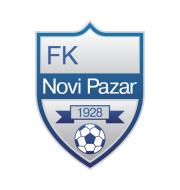 Логотип футбольный клуб Нови Пазар