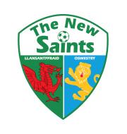 Логотип футбольный клуб Нью-Сейнтс (Ллансантффрайд)