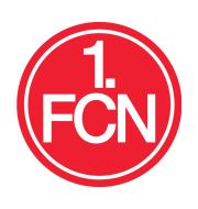 Логотип футбольный клуб Нюрнберг II