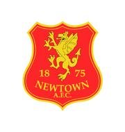 Логотип футбольный клуб Ньютаун