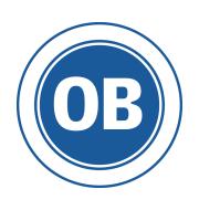 Логотип футбольный клуб Оденсе