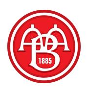 Логотип футбольный клуб Ольборг