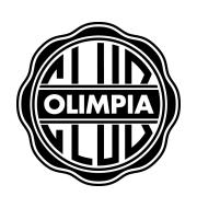 Логотип футбольный клуб Олимпия (Асунсьон)