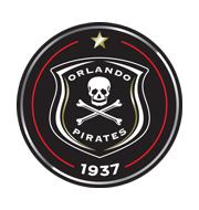 Логотип футбольный клуб Орландо Пайретс (Йоханнесбург)