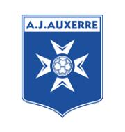 Логотип футбольный клуб Осер