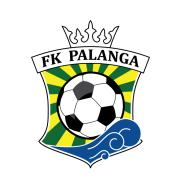 Логотип футбольный клуб Паланга