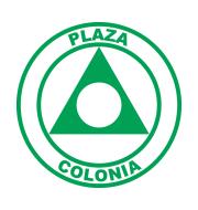 Логотип футбольный клуб Пласа Колония (Колония-дель-Сакраменто)