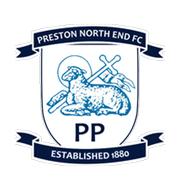Логотип футбольный клуб Престон
