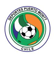 Логотип футбольный клуб Пуэрто Монтт