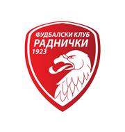 Логотип футбольный клуб Раднички Крагуевац
